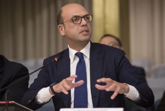 Il ministro degli Esteri, Angelino Alfano (© ANSA/GIORGIO ONORATI)