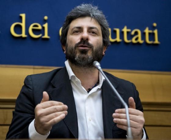 Il presidente della commissione di Vigilanza Rai, Roberto Fico
