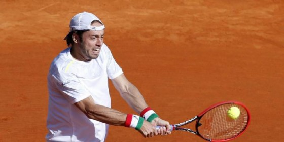 ATP Montecarlo, Lorenzi esordisce bene con Granollers (© ANSA)