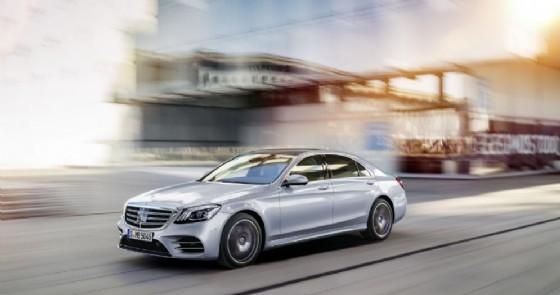 La nuova Mercedes Classe S