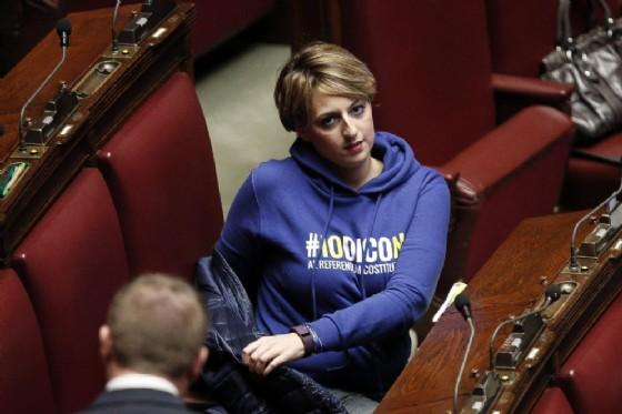 La deputata M5S, Dalila Nesci (© ANSA/GIUSEPPE LAMI)