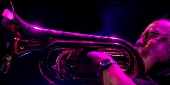 Giancarlo Schiaffini ospite al Salotto Musicale del Fvg (© Sergio Cimmino)