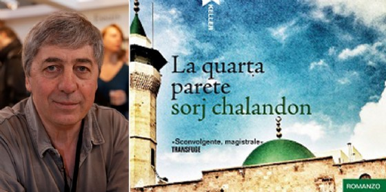 Sorj Chalandon vince il Premio Terzani 2017 (© Premio Terzani 2017)