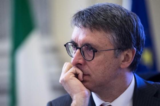 Raffaele Cantone, il numero uno dell'Autorità anticorruzione (Anac) (© ANSA/ANGELO CARCONI)