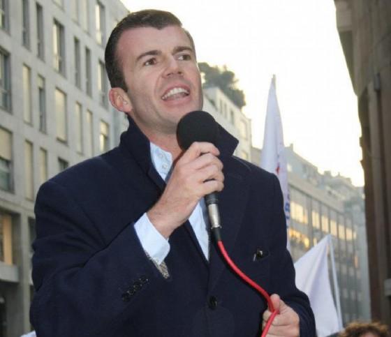 Il responsabile nazionale Immigrazione di Forza Italia, Giorgio Silli (© Immagini  Giorgiosili.it)