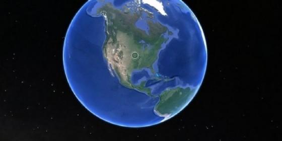 Google Earth, il nuovo aggiornamento