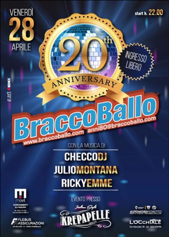 BraccoBallo Show: fuochi d'artificio per i primi 20 anni!