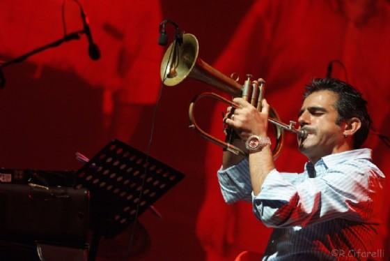 La diciannovesima edizione di Blues in Villa: apertura ufficiale l'1 luglio con Paolo Fresu (© Foto Roberto Cifarelli)
