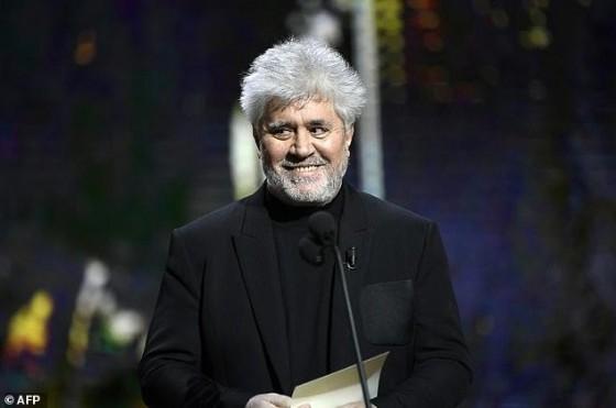 Spanish film director Pedro Almodovar was named jury president of the Cannes film festival