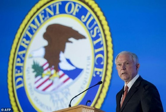 US Attorney General Jeff Sessions lashed out at sanctuary cities accusing them of allowing illegal immigrants who are violent criminals to go free
