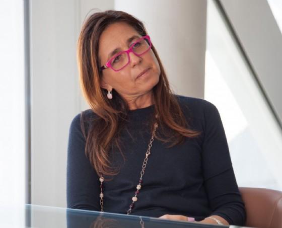 La Presidente della Banca Popolare di Cividale Michela Del Piero (© Banca Popolare di Cividale)