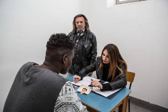 Interrogatorio tratto dal film «Torino Criminale»