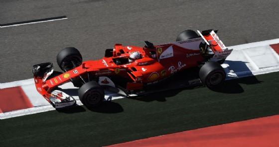 Gp Russia, Vettel e Raikkonen violano nelle libere