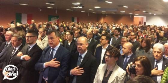 La convention di Forza Italia