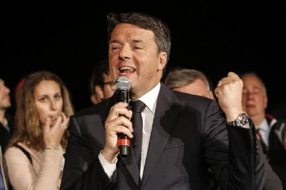 Matteo Renzi ha raccolto 1.283.389 voti alle primarie del Pd, pari al 70.01 per cento del totale