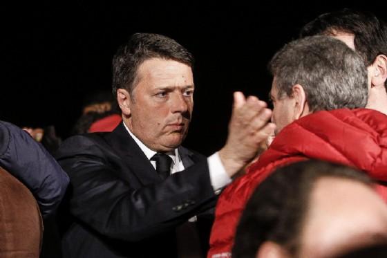 Il neo eletto segretario del Pd, Matteo Renzi
