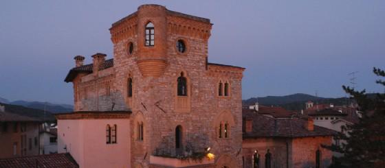 """""""Bolle sotto le stelle"""": evento spumeggiante a castello Canussio di Cividale (© Castello Canussio di Cividale)"""