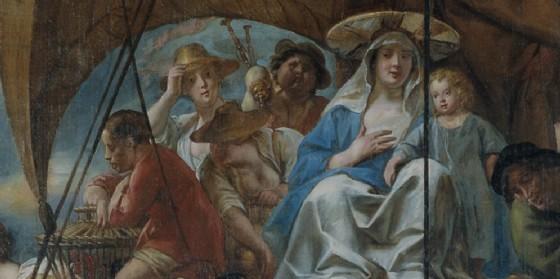 'Amanti. Passioni umane e divine': ecco il titolo della nuova mostra di Illegio (© Illegio)