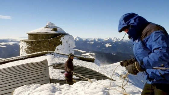 Efforts are under way to restore the Bilyi Slon observatory in Ukraine's Carpathian Mountains and transform it into a learning centre for young researchers