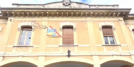 L'ex macello ospita anche spazi per l'aiuto a persone con problemi di droga (© Diario di Biella)