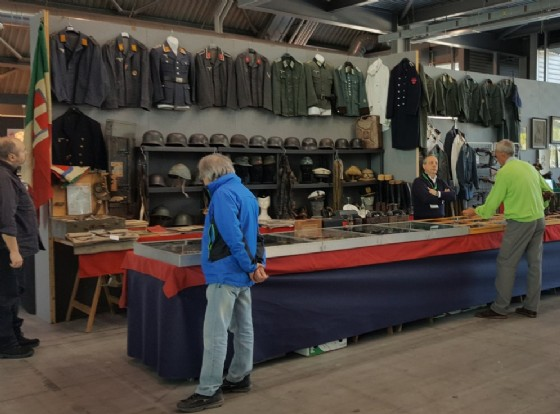 Ritorna alla Fiera di Pordenone Nordest Colleziona- Uniformexpo grande rassegna di collezionismo vario e militaria