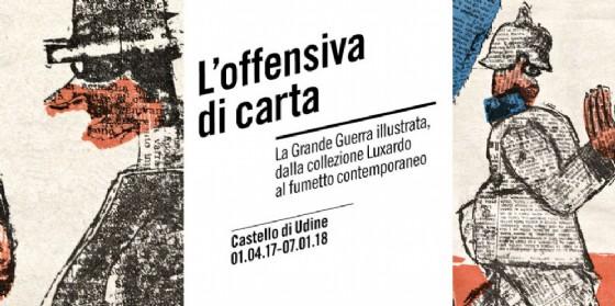 Invasioni Digitali per la prima volta al Castello di Udine (© Comune di Udine)