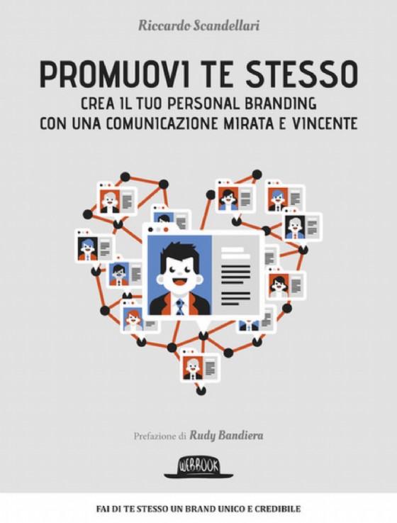 """Presentato alla Biblioteca di Monfalcone il WebBook """"Promuovi te stesso - Crea il tuo personal branding con una comunicazione mirata e vincente"""" (© Riccardo Scandellari)"""