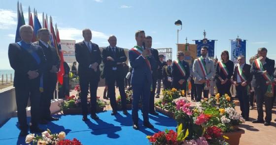 L'apertura della stagione a Lignano (© Comune Lignano)