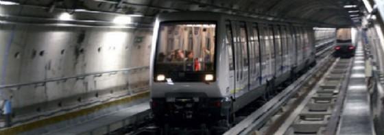 Immagine d'archivio della metropolitana di Torino (© Diario di Torino)