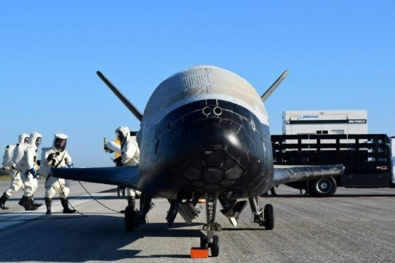 Mystery surrounds the US military's  X-37B: Is it a super spy plane, a space-based bomber, or neither?