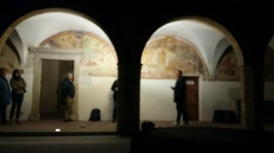 All'ex convento di Pordenone prove tecniche di restauro (© Comune di Pordenone)