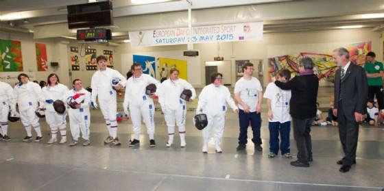 L'appuntamento di Gemona segna l'esordio del progetto 'Sport&inclusione' (© Asu - Associazione Sportiva udinese)