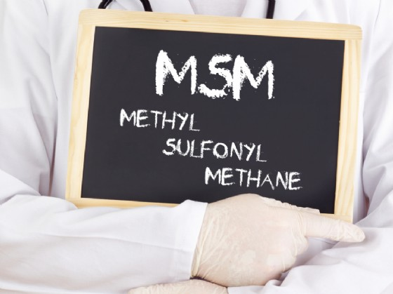 I benefici dell'MSM