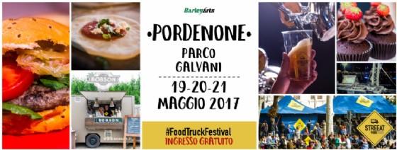 StreEat-Food Truck Festival, la 1ª edizione nel 'polmone verde' di Pordenone (© StreEat® Food Truck Festival)