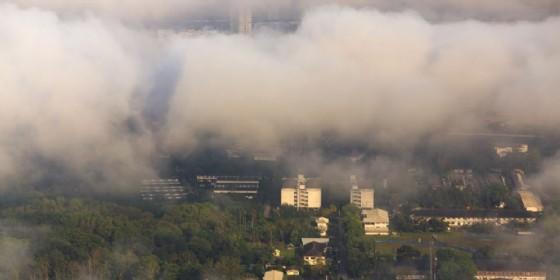 Nube maleodorante nel Maniaghese: Arpa, nessun pericolo (© Adobe Stock)