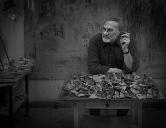 Dugo Franco, esposizione a Cormons (© Dugo Franco)