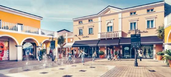 Il Palmanova Outlet Village ci ha creduto e ha investito 67.100 euro per la buona riuscita del progetto (© Palmanova Outlet Village)