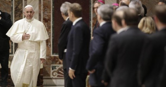 Fatima, inizia il viaggio di Papa Francesco