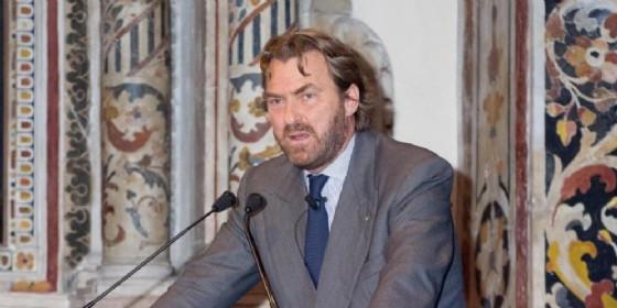 Il Presidente di Federalberghi, Bernabò Bocca (© ANSA)