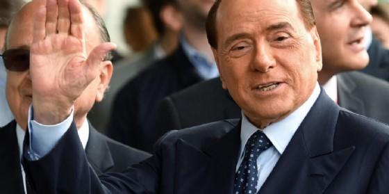 Il leader di Forza Italia Silvio Berlusconi (© ANSA/ DANIEL DAL ZENNARO)
