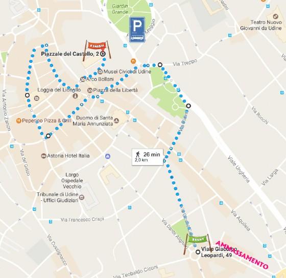 Svelato il percorso del primo Friuli Venezia Giulia Pride