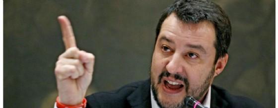 Matteo Salvini sempre più leader della Lega Nord (© Diario di Udine)
