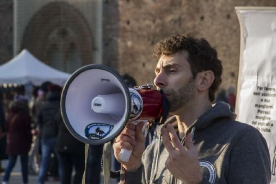 Vassallo è conosciuto in tutta Italia per le sue battaglie (© Valerio Vassallo)