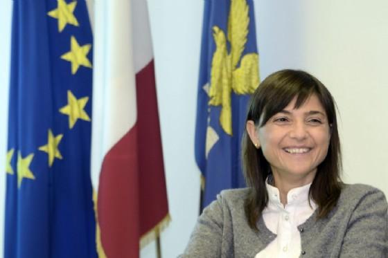 La presidente della Regione, Debora Serracchiani (© diario di trieste)