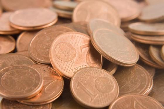 Monetine da 1 e 2 centesimi di euro, spariranno