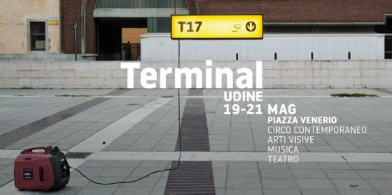 Terminal presenta due performance fatte a Udine per Udine (© Terminal)