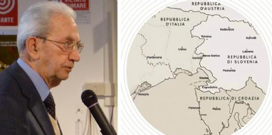 Il presidente nazionale dell'Anpi Smuraglia (© Diario di Udine)