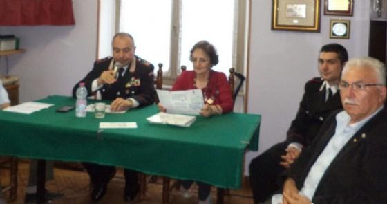 Truffe agli anziani, incontro con i carabinieri