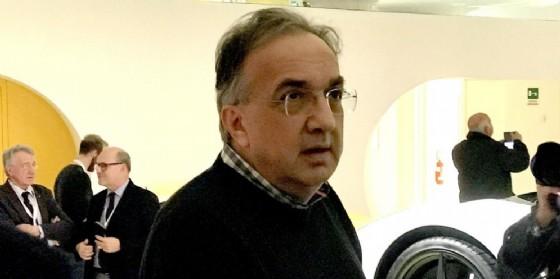 Il manager di Fca, Sergio Marchionne.