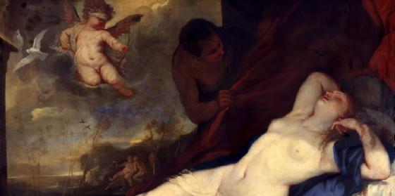 L'opera di Luca Giordano in mostra a Illegio (© Luca Giordano | Comitato San Floriano)